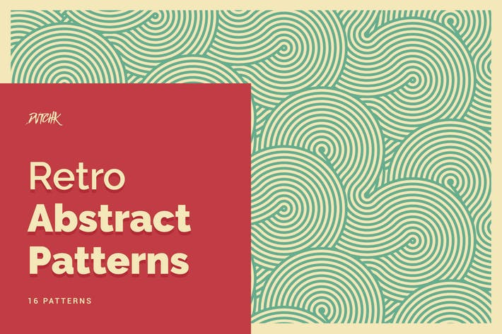 Thumbnail for Retro Abstract Patterns