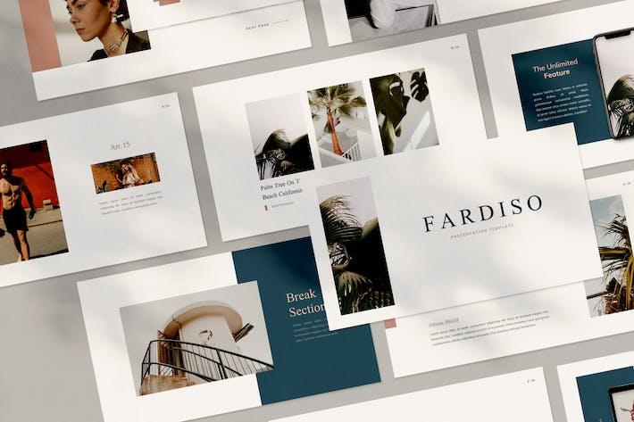 Cover Image For Fardiso Google Slides