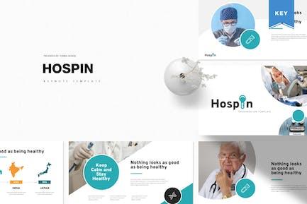 Hospin | Keynote Template