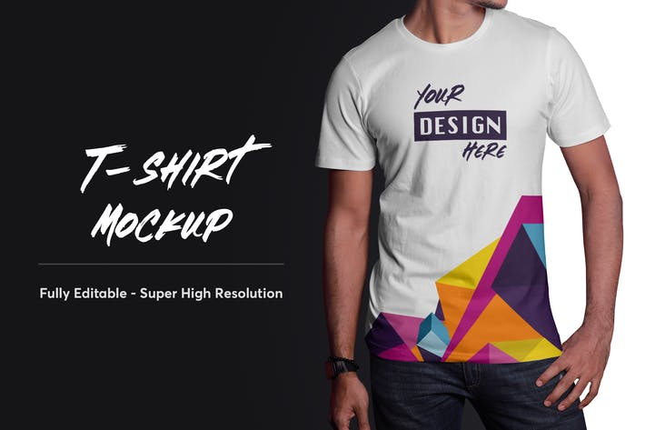 Thumbnail for T-Shirt Mockup 1.0
