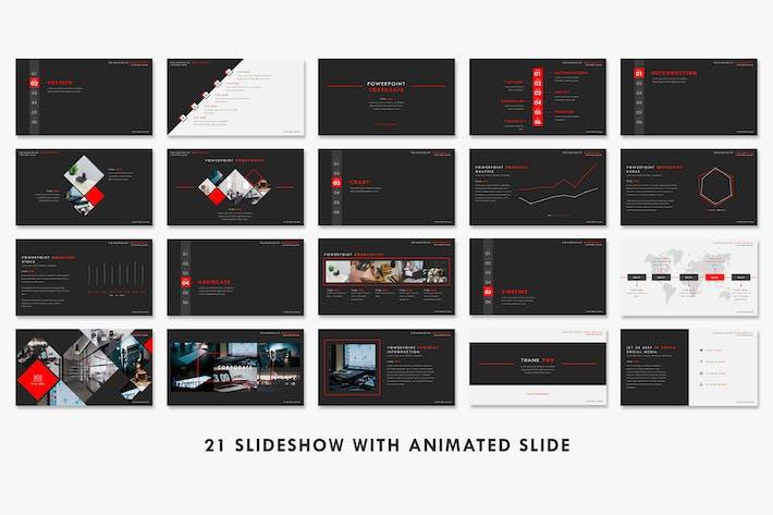 Thumbnail for Black Presentation