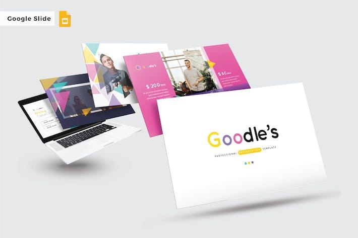 Thumbnail for Гудле - Слайд Google V318