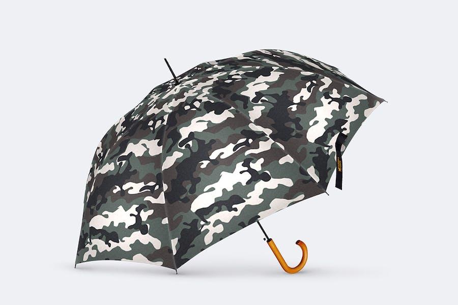Regenschirm Mockup
