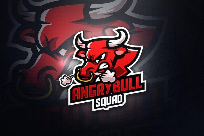 Thumbnail for Angrybull Squad - Macsot & EsportLogo