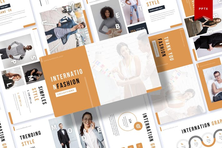 Thumbnail for Internation | Powerpoint Template