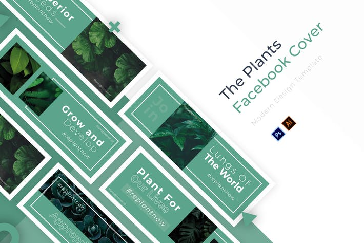 Plants | Facebook Cover