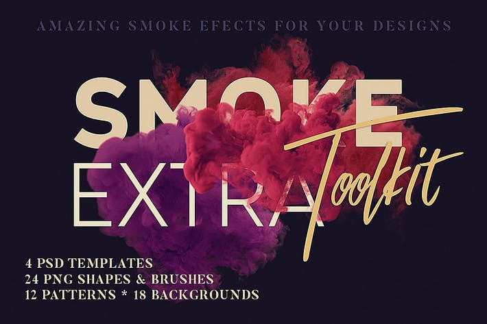 Thumbnail for Smoke Toolkit Extra