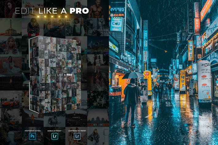 Редактировать как PRO 29-й - Photoshop & Lightroom
