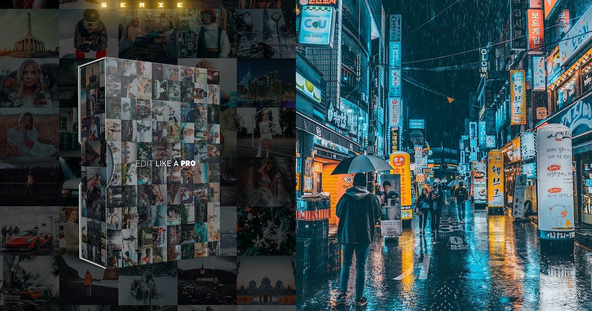 Download Edit Like A PRO 29th - Photoshop & Lightroom by SupremeTones