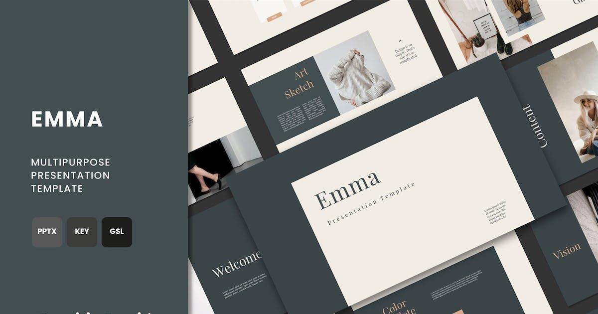 Download Emma Bundle Presentation Template by axelartstudio