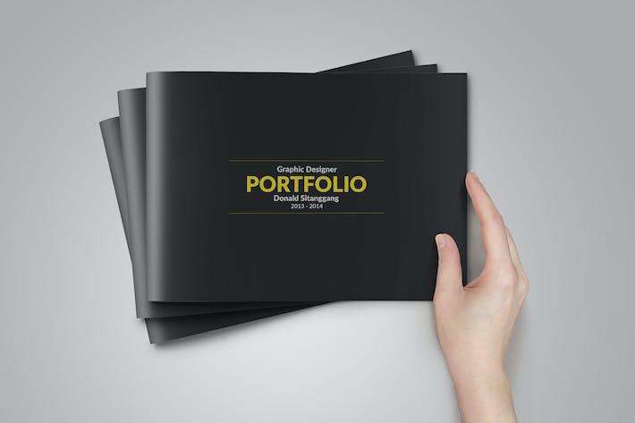 Cover Image For Graphic Designer Portfolio