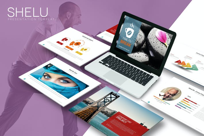 Shelu - Powerpoint Template