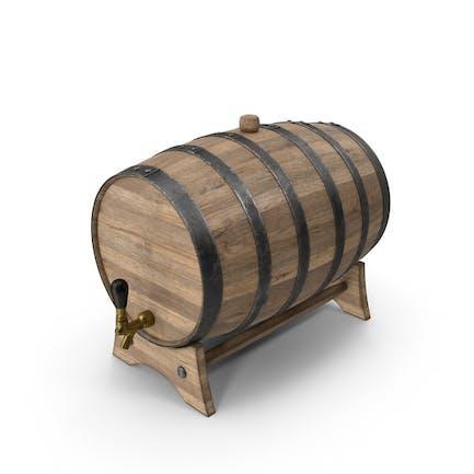 Бочка виски грецкого ореха