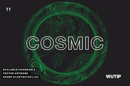 Vector Cosmic 11
