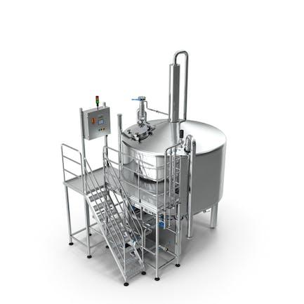 Whiskey Production Plant