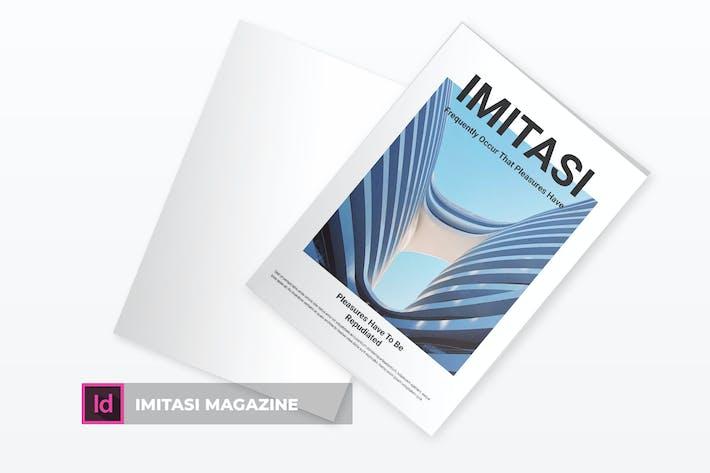 Thumbnail for Imitasi   Modèle Magazine