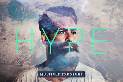 Hype | Multiple Exposure FX