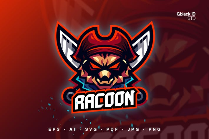 Thumbnail for Pirates Racoon