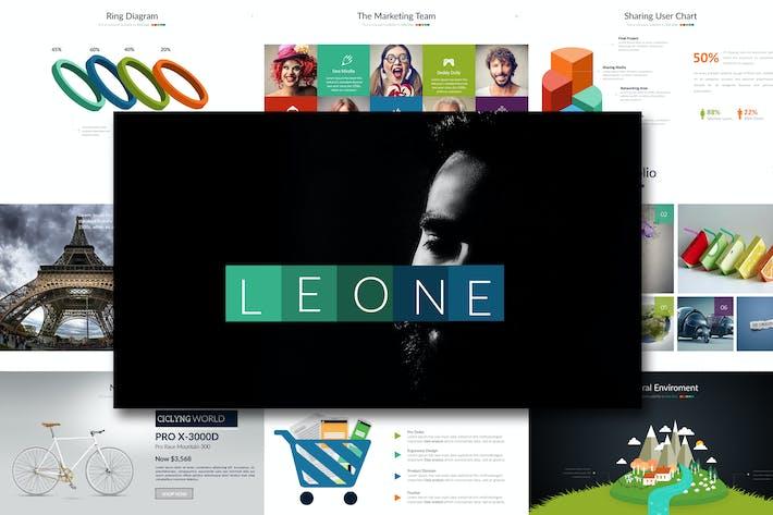 Thumbnail for LEONE Google Slides
