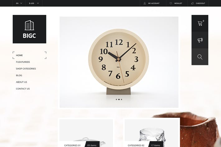 Thumbnail for Big Shop - Furniture RTL Responsive WooCommerce Wo