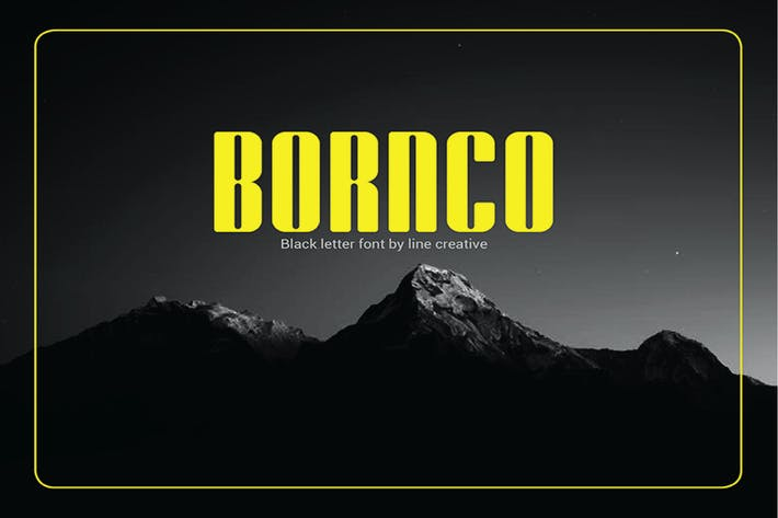 Thumbnail for Bornco