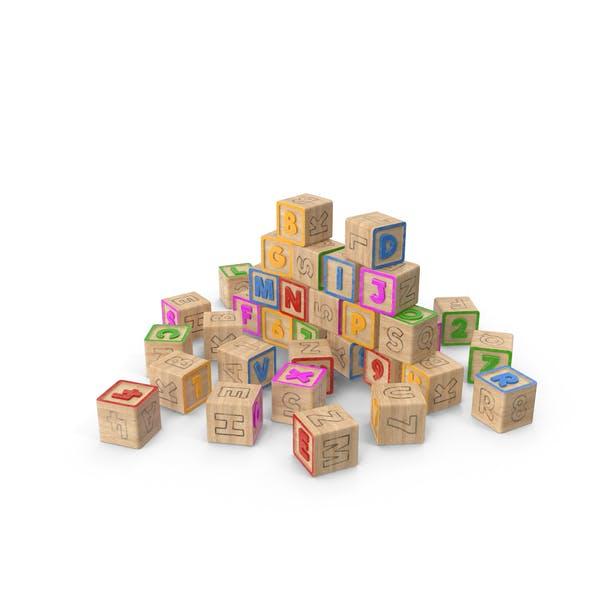 Cover Image for Alphabet Blocks
