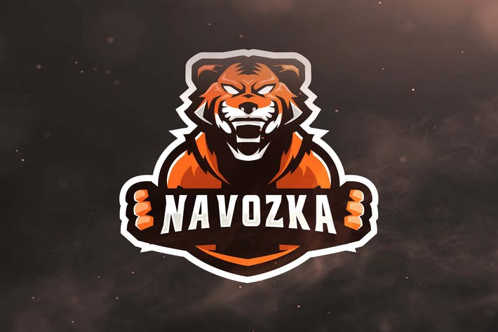 Thumbnail for Tiger Sport and Esports Logos