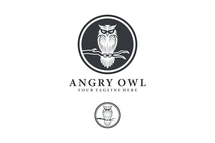 Thumbnail for ANGRY OWL