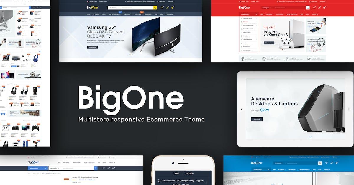 Bigone - Responsive Magento Theme by Plaza-Themes