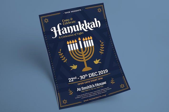 Thumbnail for Hanukkah Flyer