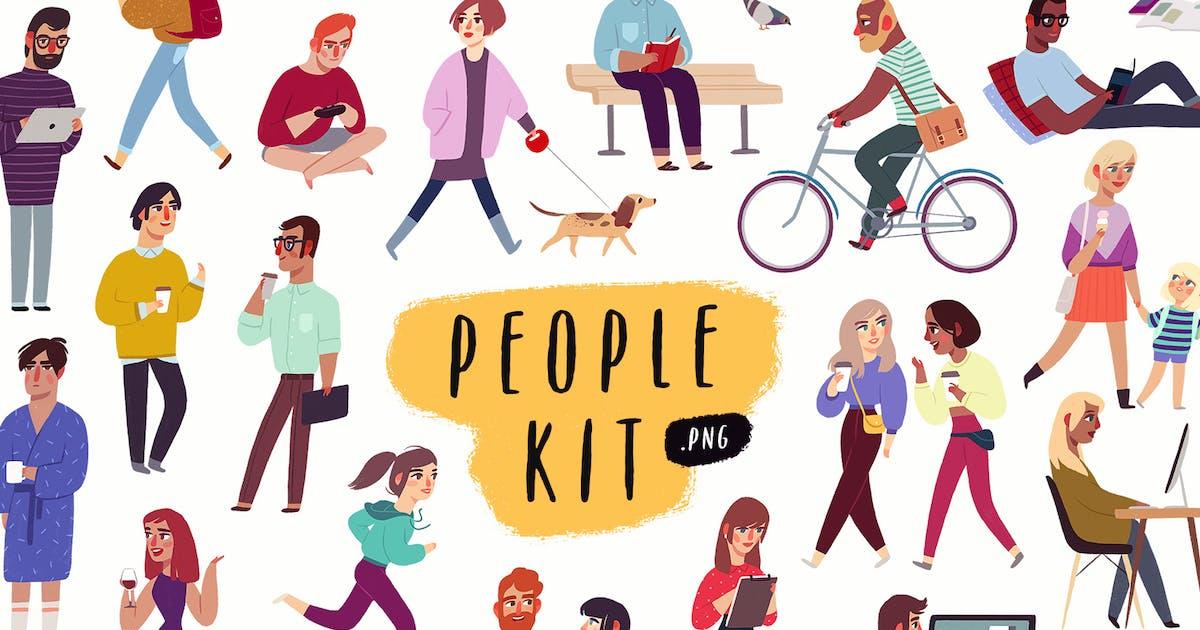 Download People Kit by Darumo_Shop