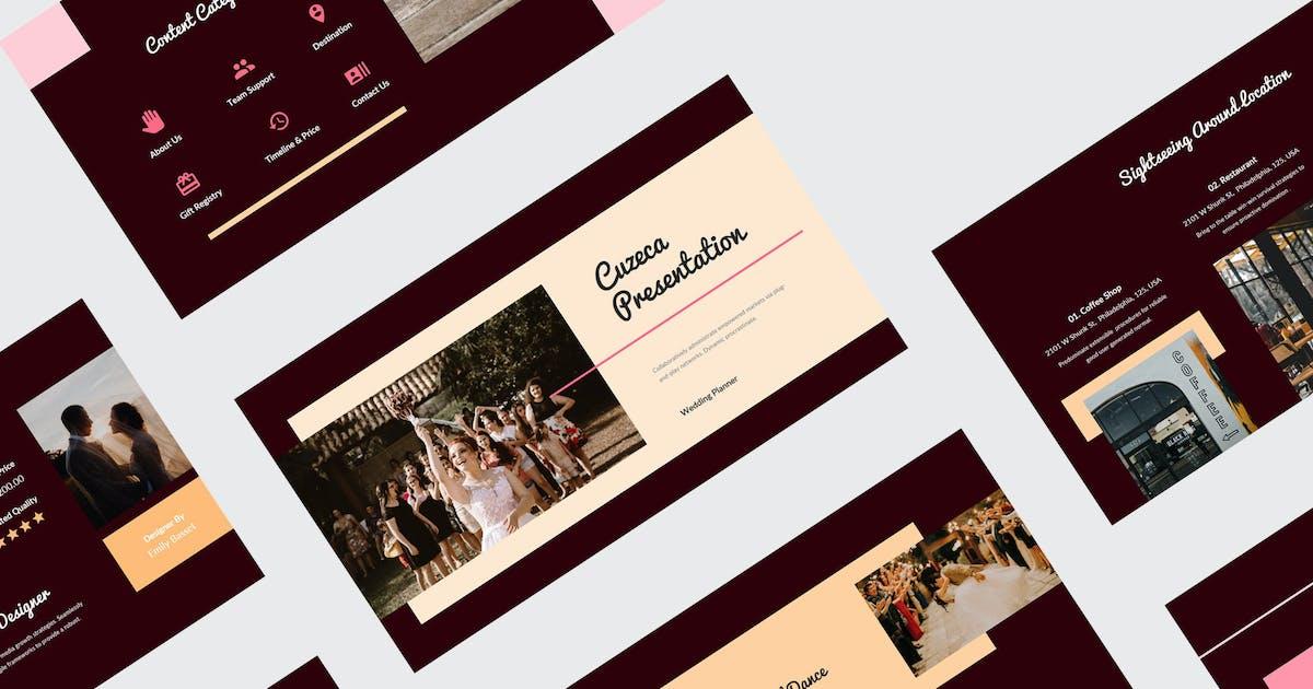 Download Cuzeca - Wedding Planner Keynote by Madlistudio