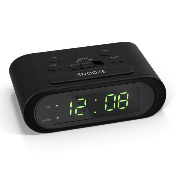 Thumbnail for Battery Alarm Clock