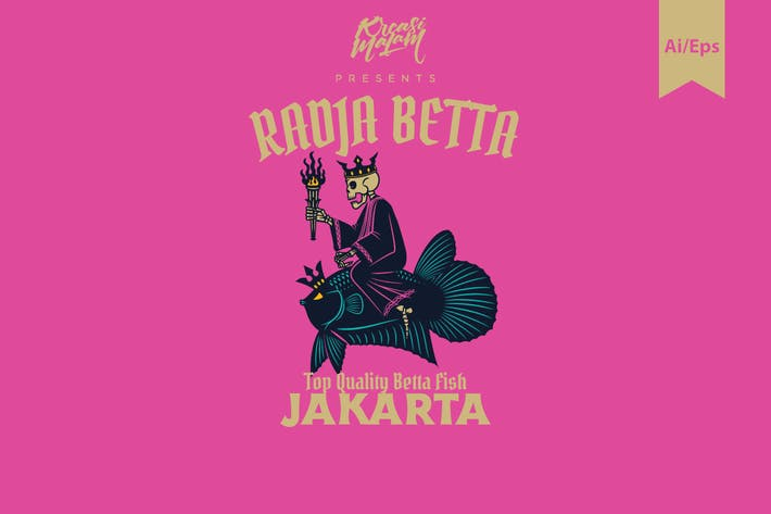 Thumbnail for Radja Betta Mock-up