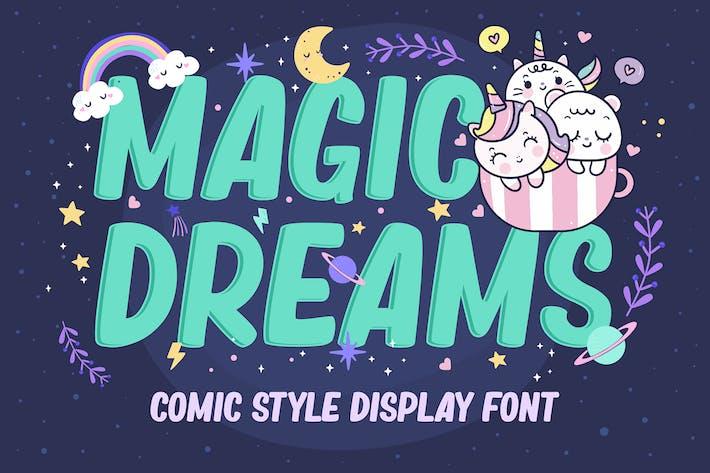 Thumbnail for Magic Dreams