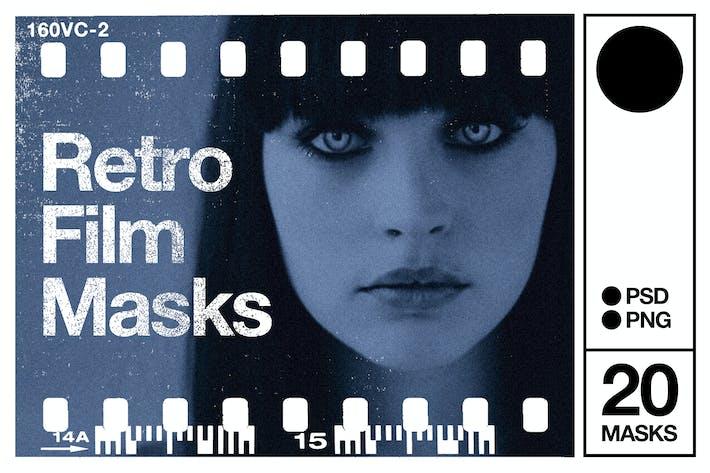 Thumbnail for Retro Photo Masks