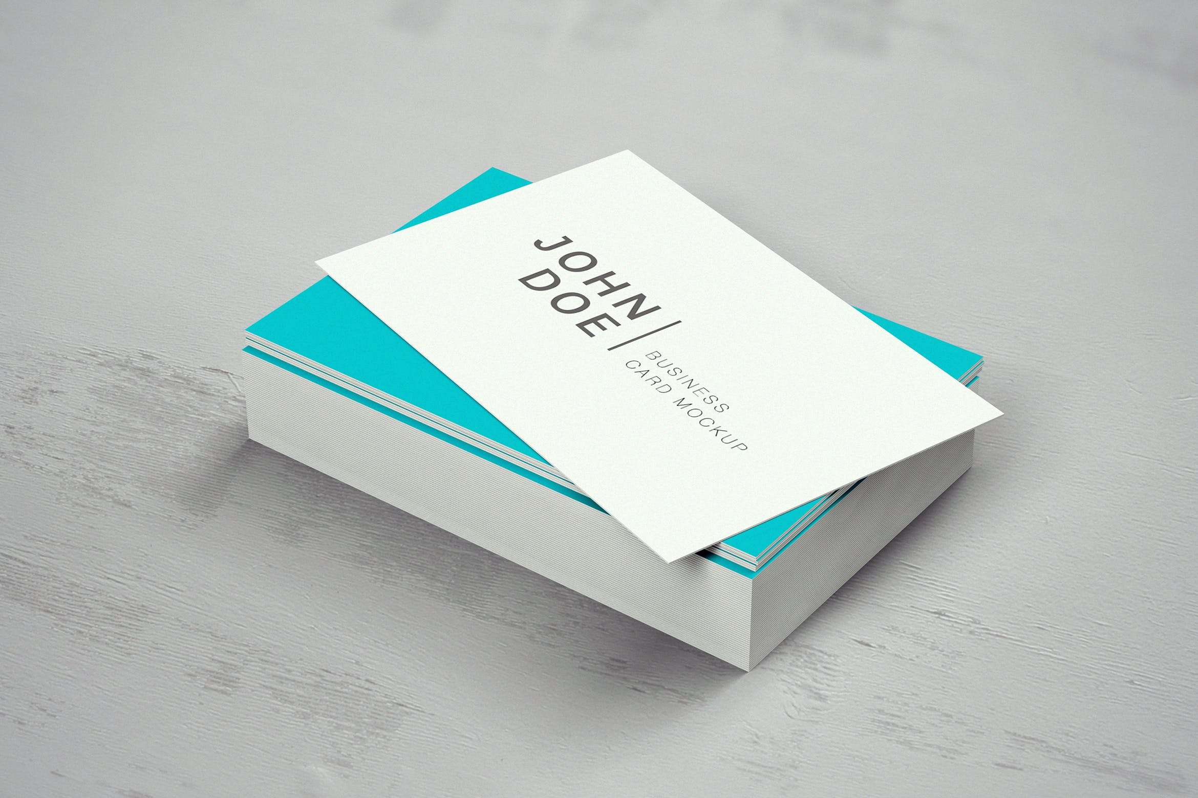 85x55 Business Card Mockup By 2dsight On Envato Elements