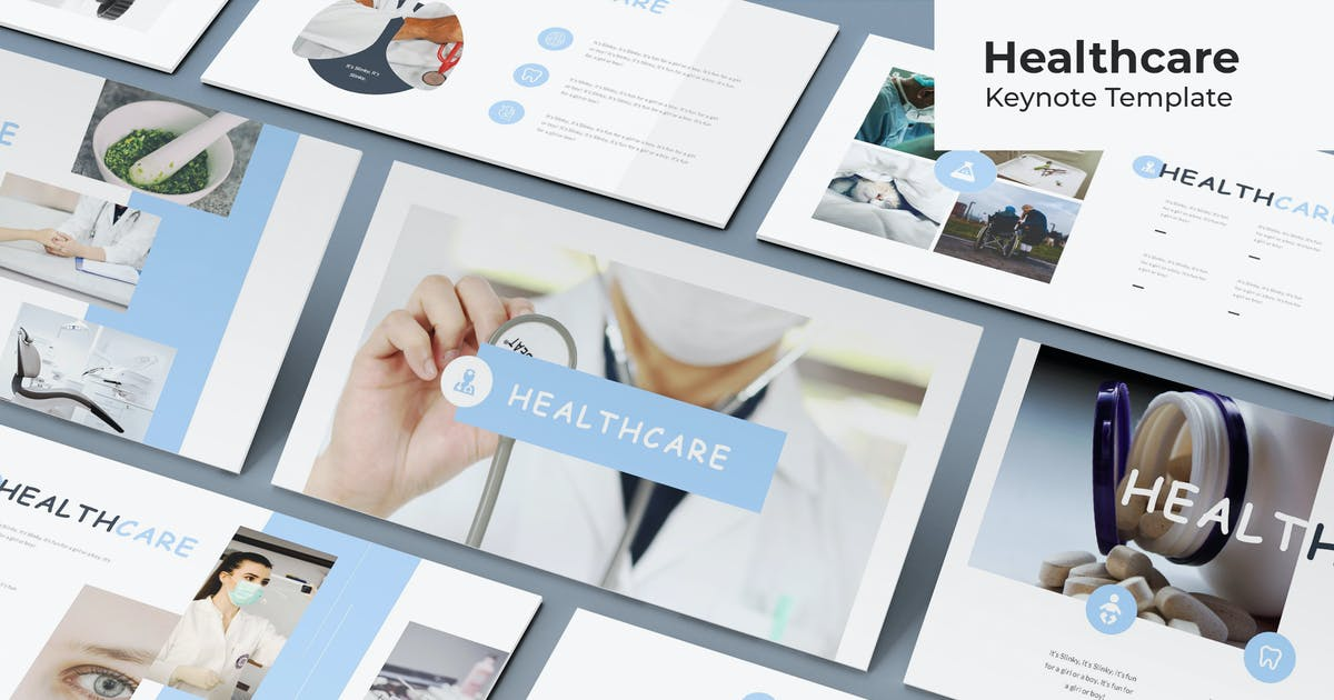 Download Healthcare - Keynote Template by IanMikraz