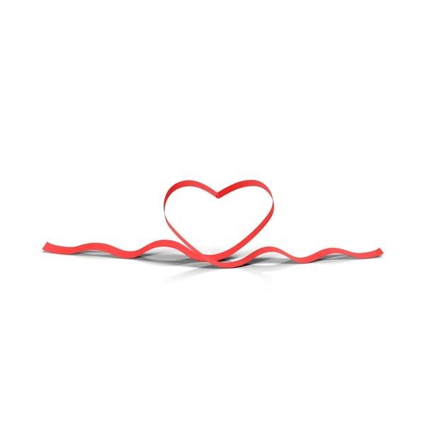 Thumbnail for Ribbon Hearts Wavy
