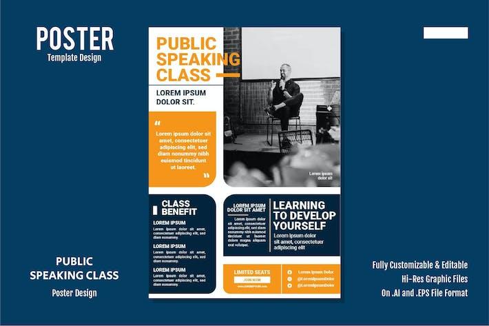 Thumbnail for Öffentlich sprechende Klasse