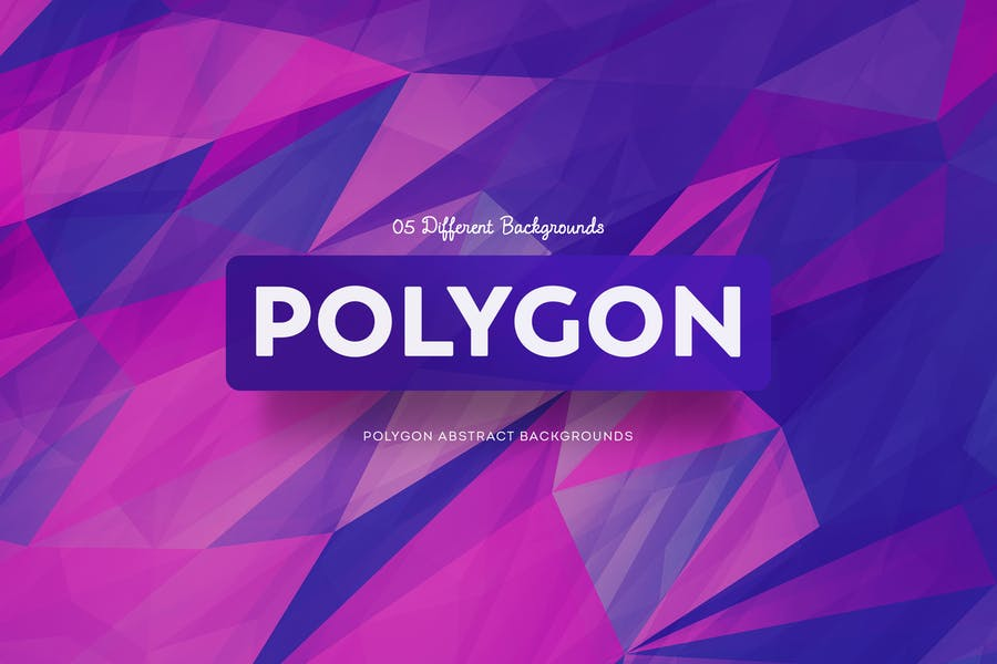 Polygon Abstract Backgrounds