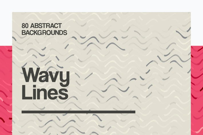 Thumbnail for Wavy Lines | Backgrounds