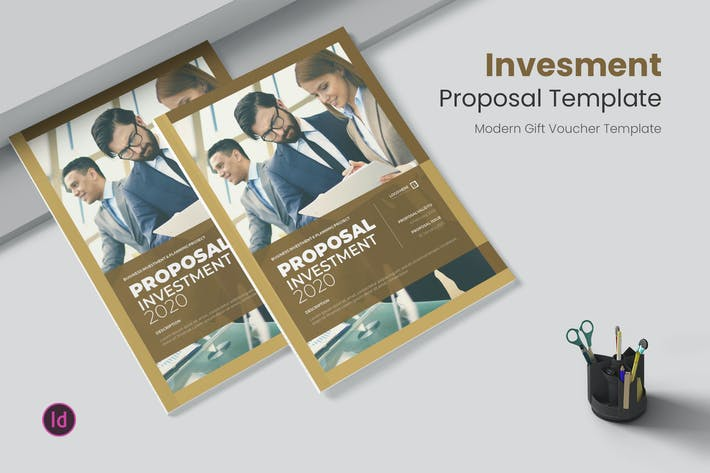Thumbnail for Business Investmen Proposal