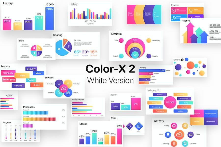 Color-X 2 White Version