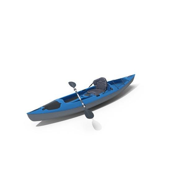 Kayak Azul