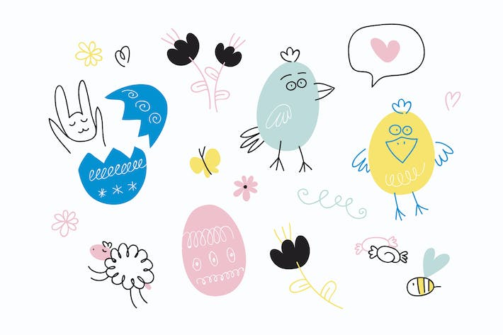 Thumbnail for Easter Birdies