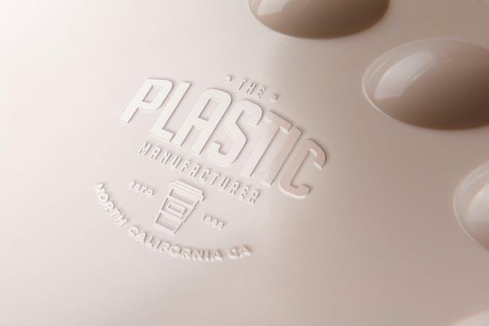 Thumbnail for KunststoffLogo Mock-ups