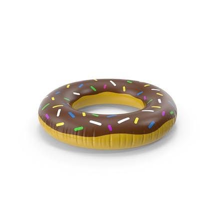 Donut Inflatable Rubber Ring