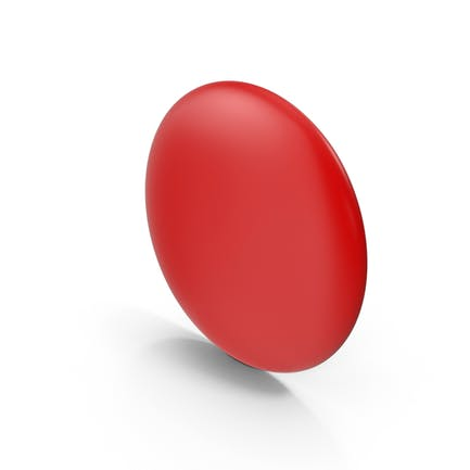 Flair Pin Red