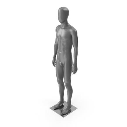 Man Mannequin Neutral Pose